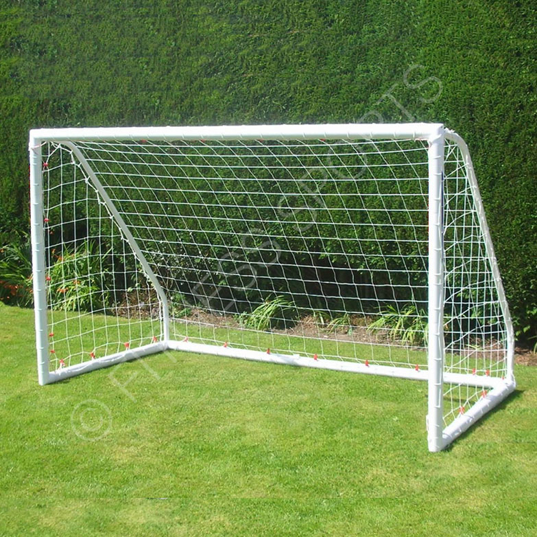 PVC Garden Football Goalposts