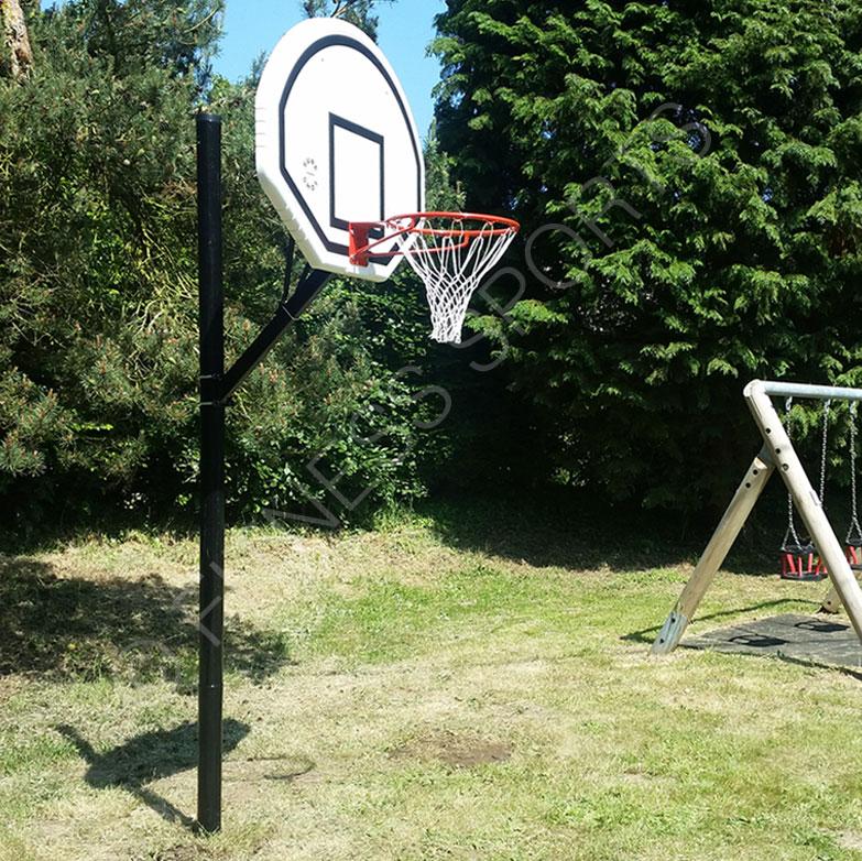 Garden Residential Basketball Practice Areas Design
