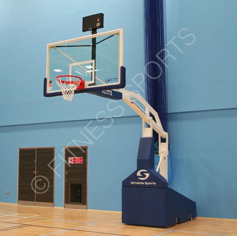 Heavy Duty Basketball Hoop Outdoor Indoor Basketball School Gym Club Training Professional