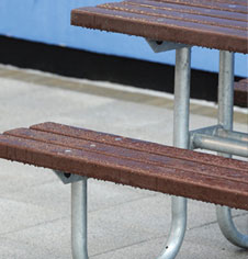Public Area Picnic & Outdoor Fixed Meeting Tables