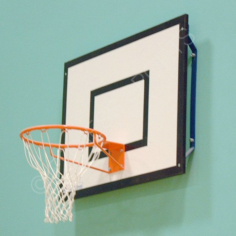 Wall Fixed Standard Basketball Goal