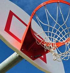 Anti Vandal Heavy Duty Basketball Nets