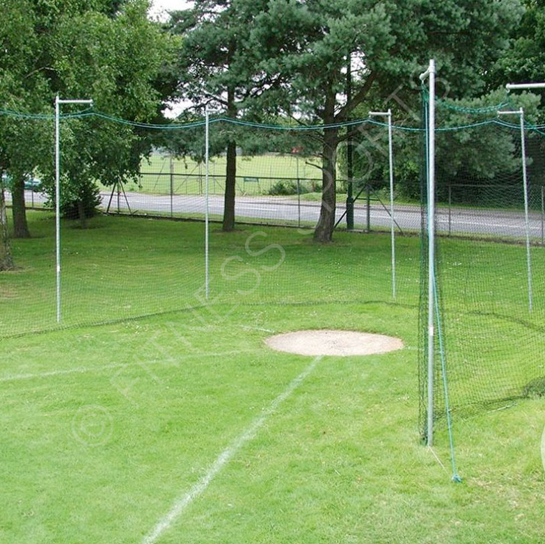 Discus Practice Throwing Cage