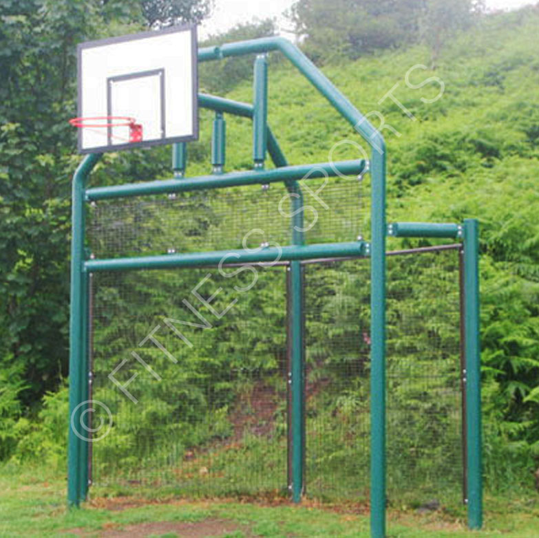 MUGA Outdoor Play Unit