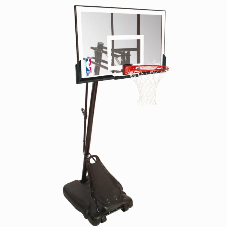 spalding basketball backboard installation instructions