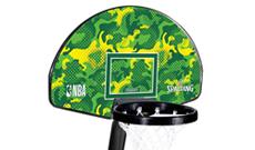 Spalding NBA Junior Portable