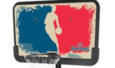 Spalding NBA Logo Man