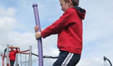 Orbitor Pole Spinner
