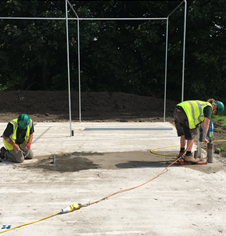 Playground equipment design and construction