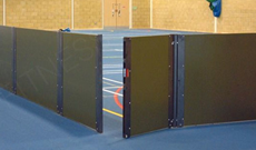 Sports Hall Division Netting