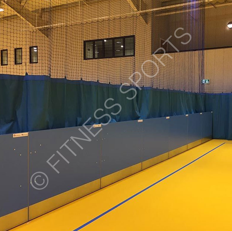 Gymnasium Sports Hall Division Rebound Screens Amp Boards