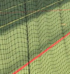 Sports Pitch DIvision Netting