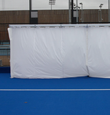 Sports Shelter Protective Curtains
