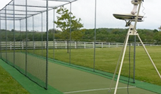 In Ground Cricket Net Cage