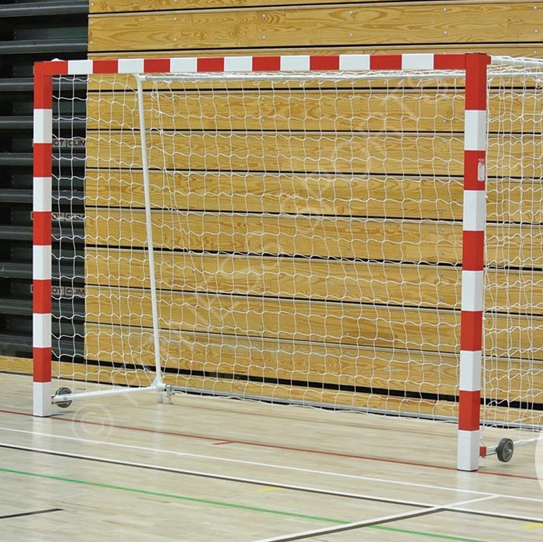 Indoor Steel Handball Goalposts
