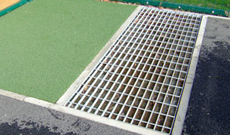 Steel Sports Grating Panels
