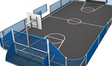 Multi Sport MUGA Arena