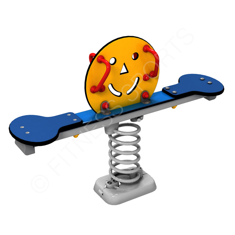Smiley Playground Seesaw