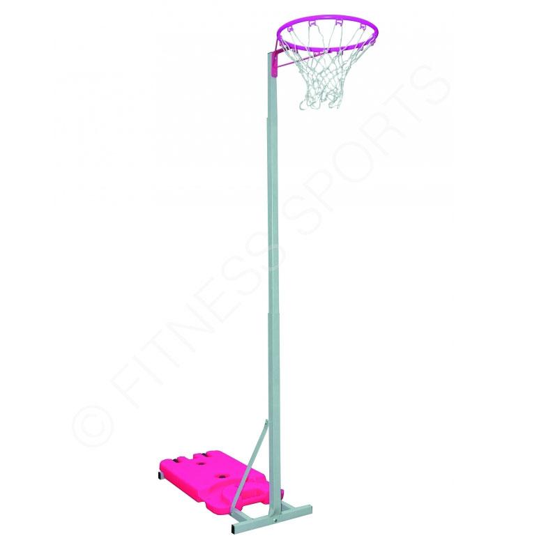 Sure Shot 508 Pink Netball Post