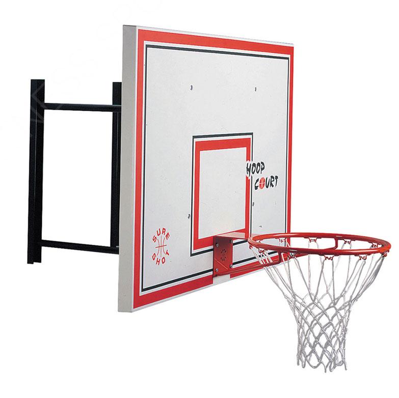 Outdoor Anti Vandal Heavy Duty Wall Mounted Basketball