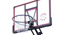 Sure Shot Pro Adjust 8-10ft basketball goal system.