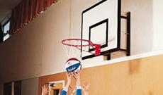 Schools Wall Mounted Hoop