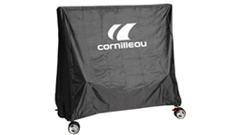 Cornilleau premium polyester protective table cover.