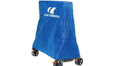 Cornilleau polyethylene outdoor table cover.