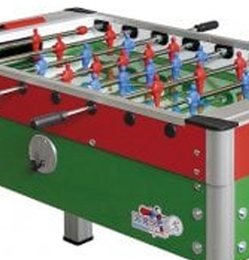 Permanent Fixed Table Football Tables