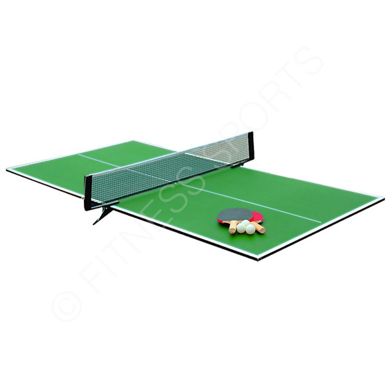 Removable Tennis Table Playing Tops