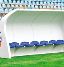 Team Coaching & Sports Pitch Officials Weather Shelters