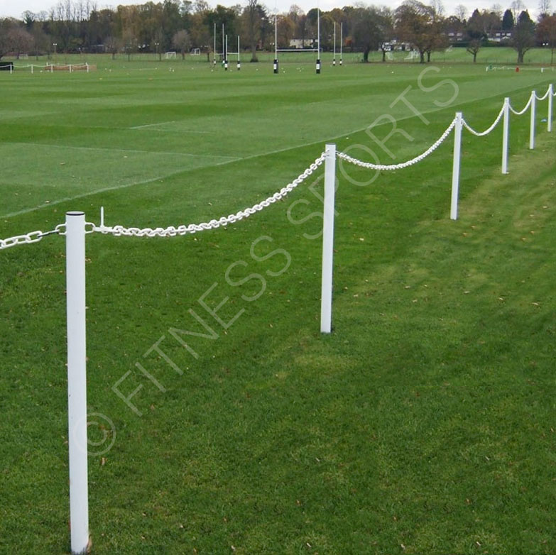 Temporary Pitch Barrier Fencing