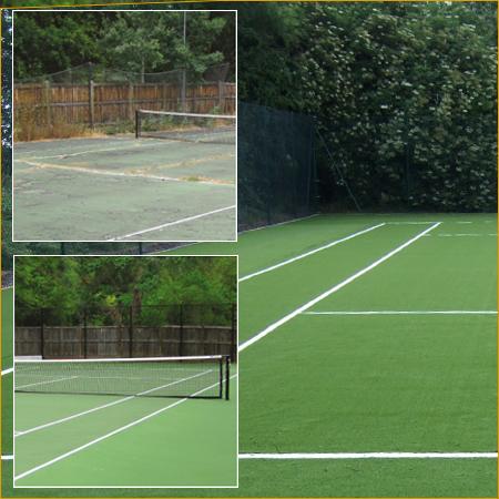 Tennis Court Construction Tennis Court Resurfacing