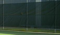 Tennis screen breaks