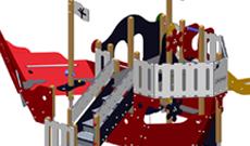 Pirate Childrens Playground