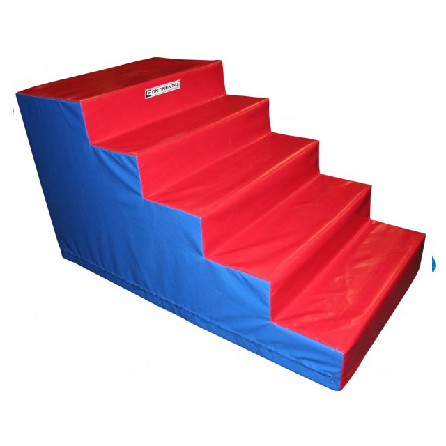 Safety Trampoline Steps