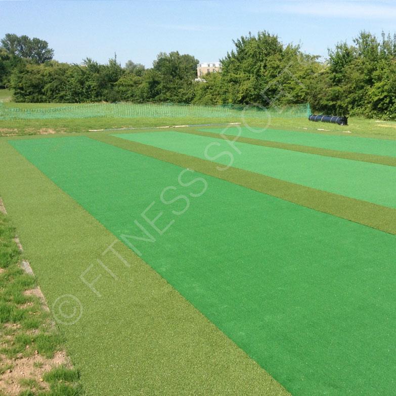 cricket pitch construction company
