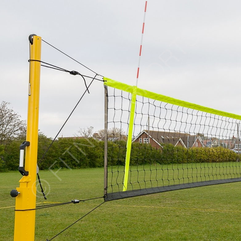 Outdoor Aluminium Volleyball Posts