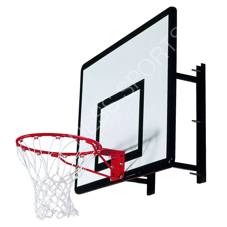 Wall Mounted Basketball Ring
