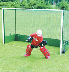 Steel Folding Hockey Goalposts
