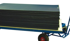 Heavyweight Flat Truck Trolley