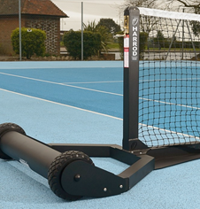 Portable Freestanding Tennis Posts