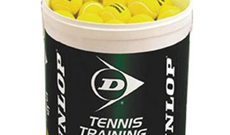 WIlson 72x coach tennis ball bucket.