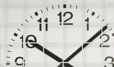 Gymnasium Clock Guard